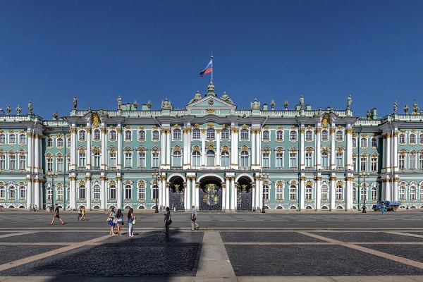 Winter Palace Panorama